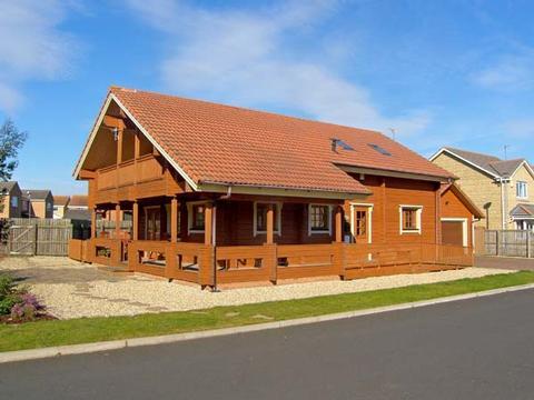 Jamaal Self Catering Lodge Northumberland Coast England