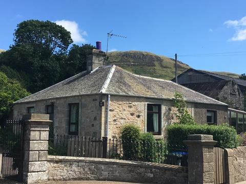 Balgedie Lodge Family And Pet Friendly Cottage Near Kinross