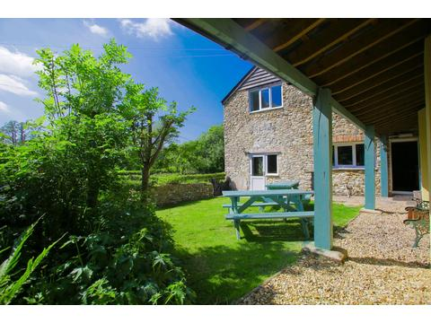 River View Large Holiday Cottage East Devon With Indoor