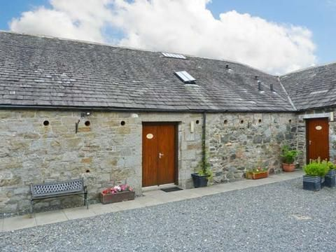Holiday Cottage In Dumfries And Galloway Scotland