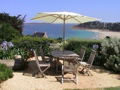 Luxury Self Catering Holiday Home In Brittany With Sea