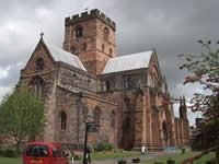 Carlisle Cathedral - source -  Soloist Wiki