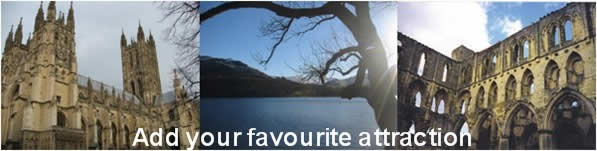 Add your favourite attraction to www.lovetoescape.com