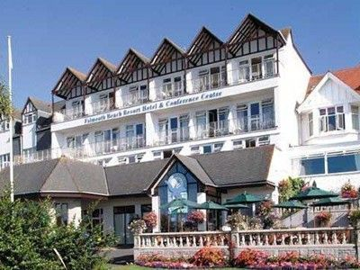 Best Western Falmouth Beach Hotel On The Coast Of Cornwall