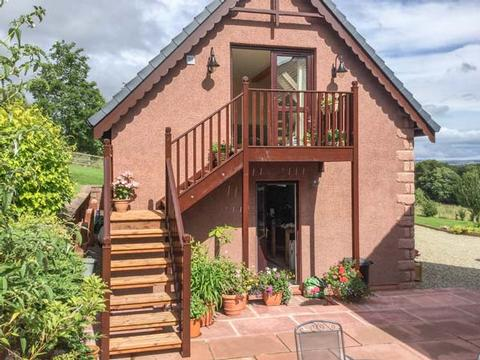 Sensational The Roofspace At Braeside Edzell Scotland Holiday Download Free Architecture Designs Scobabritishbridgeorg